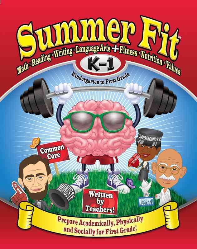 Summer Fit, Kindergarten to First Grade